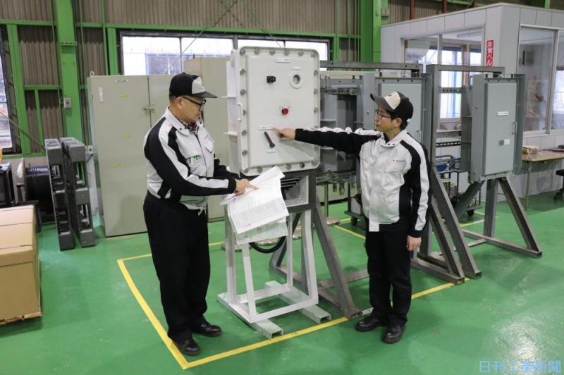 「防爆」特化の制御機器を開発する佐賀市の中小企業、顧客は世界20カ国以上・500社に