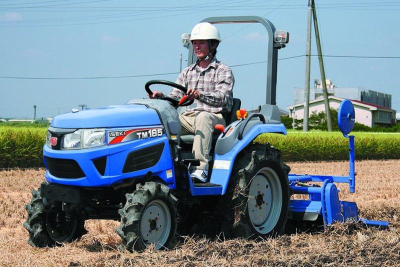 井関農機が水素燃料のトラクターを試作へ、CO2ゼロに対応