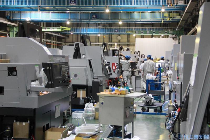 昨年の工作機械受注、10年ぶりの1兆円割れも12月単月は増加