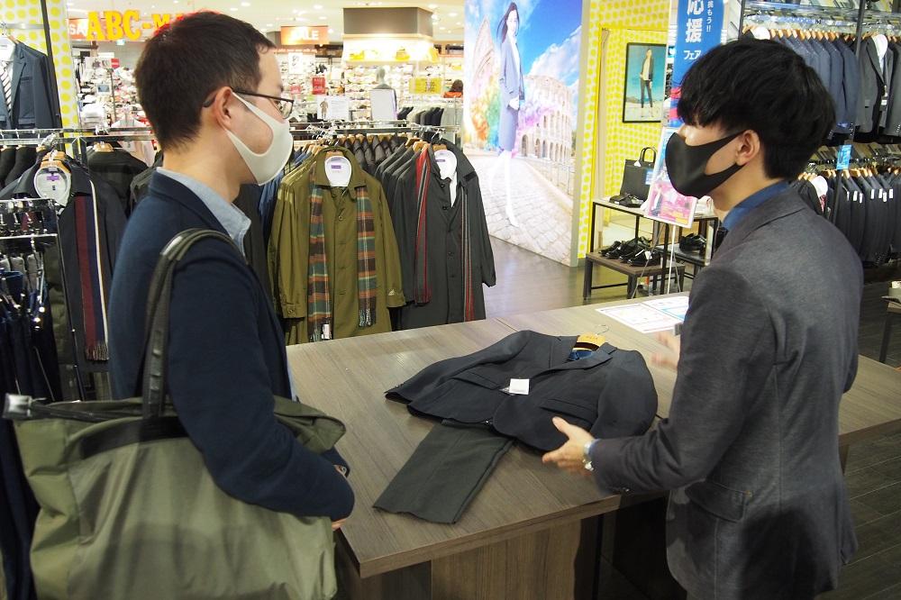 紳士服「はるやま」、テレワーク浸透での苦境を「スーツ×健康」で服の常識を変える
