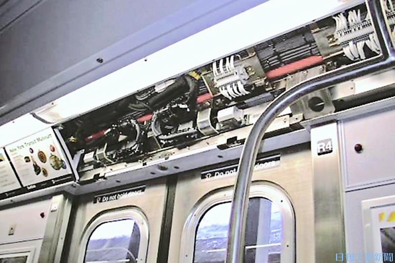 """ニューヨーク地下鉄の""""標準仕様""""に認定。富士電機「鉄道車両用ドア開閉装置」生産能力4倍に"""