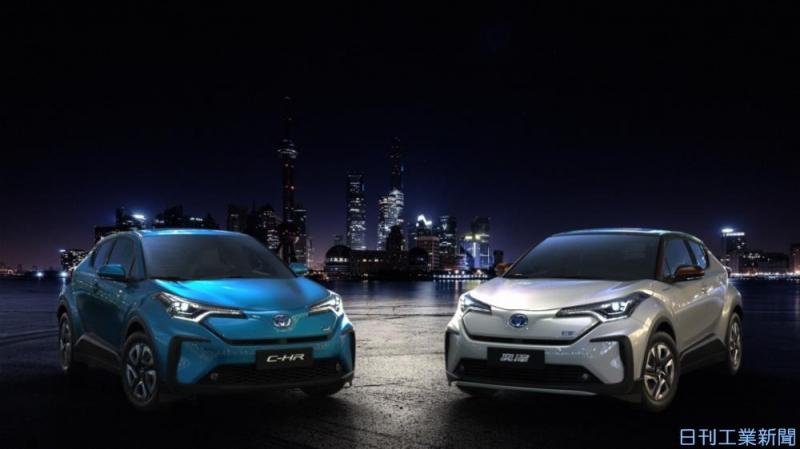トヨタが中国戦略を強化! 新型車の投入と現地開発でシェア拡大を狙う