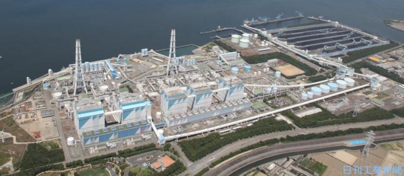 五井 火力 発電 所