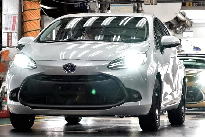 トヨタの11月生産は計画比15万台減、それでも単月では最高水準の強さ