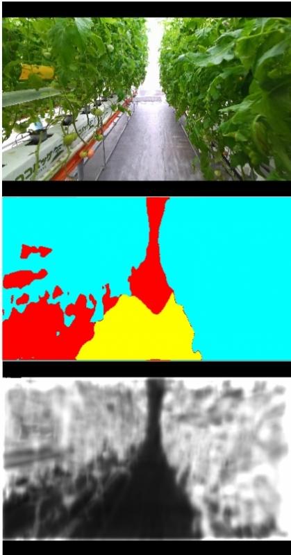 野外のロボット活躍へ一手、草道の通過可能性を判定する技術の仕組み【動画あり】