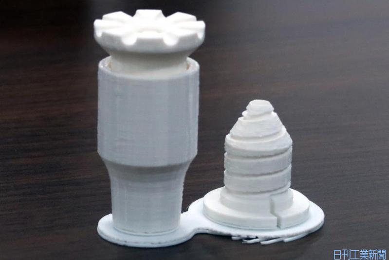 人工呼吸器3dプリンターで造形 データ無償提供 7カ国以上から要請 ニュースイッチ By 日刊工業新聞社