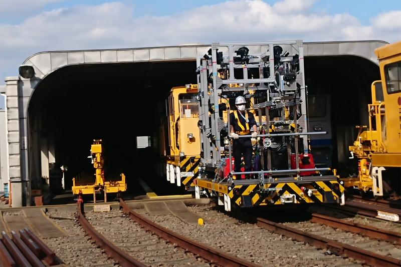 鉄道の維持管理費用を低減。東急電鉄が推進するDXの中身