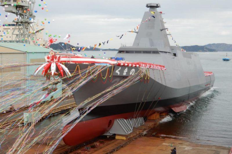 """自衛隊の人員充足率は約8割、新型護衛艦「くまの」に見る""""武器の自動化"""""""