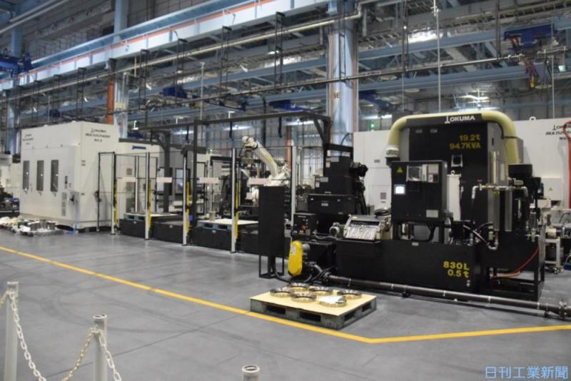 DXを急ぐ工作機械大手のオークマ、組織最適化へプロジェクトチーム