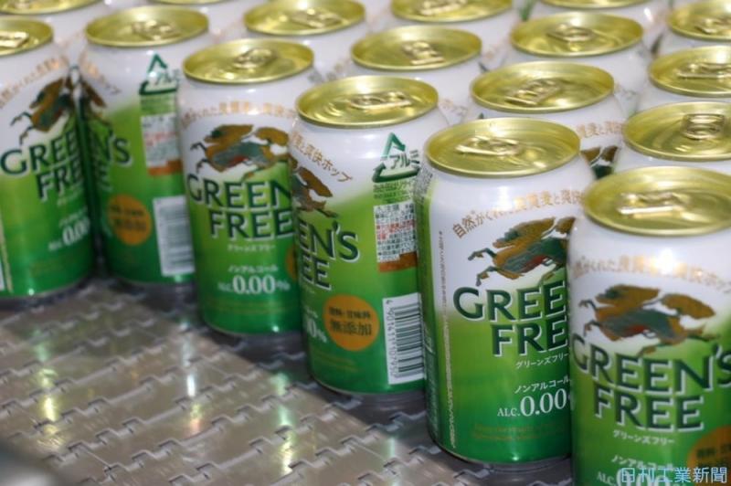 ビール大手がノンアル増産、外食飲酒の代替で需要伸びる