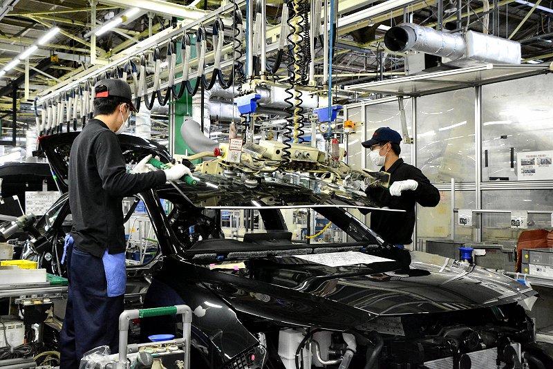 トヨタの今年の世界生産は800万台まで回復、サプライヤーへの通達より上振れ