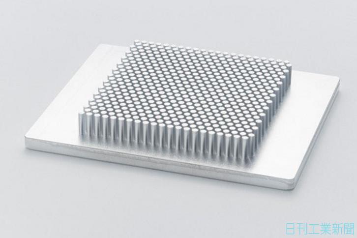 電動車パワーモジュール向けアルミ製冷却器の生産を倍増。昭和電工の本気度