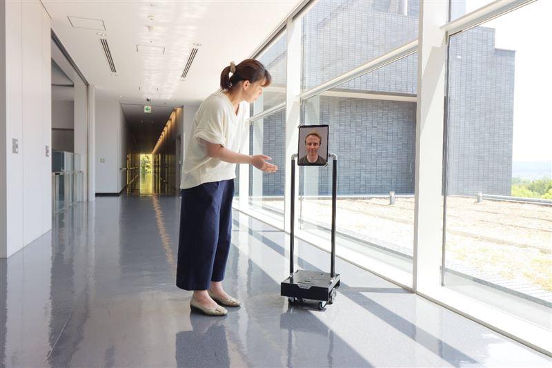 遠隔操作できる夢の「分身ロボット」、スタートアップのKeiganが20万円で販売