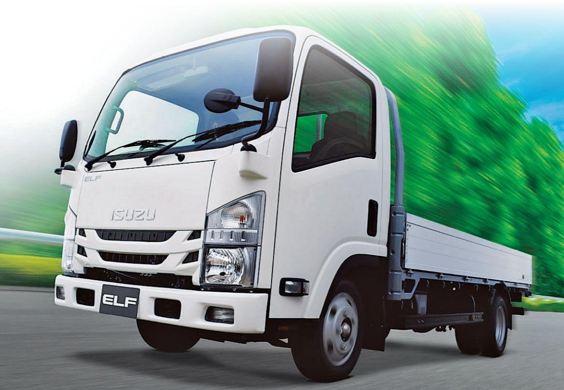 いすゞが3年で3000億円投資!トラックのモデルチェンジとCASEに重点化