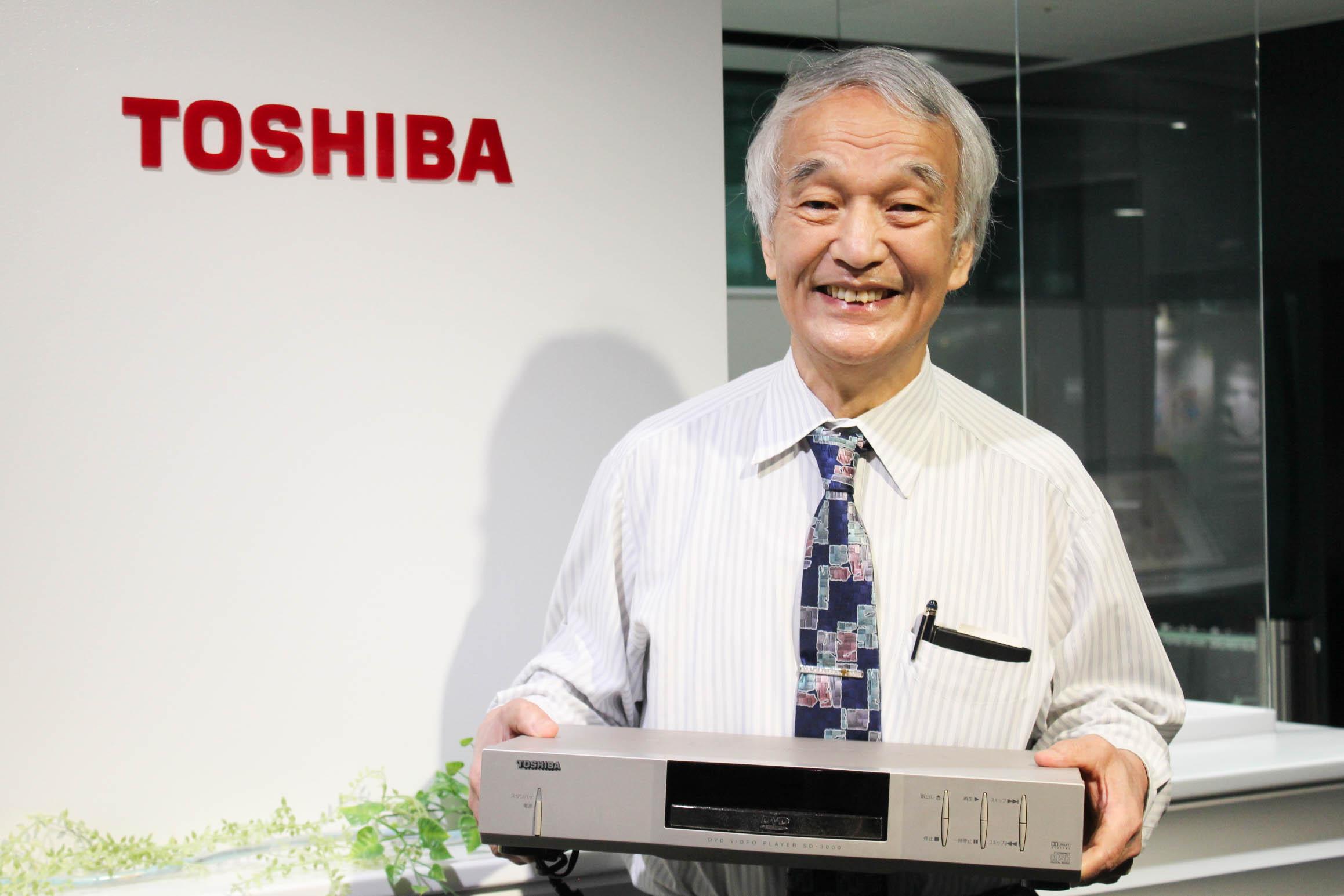 「DVDの生みの親」元東芝・山田氏に聞く。BDに負けた理由、サムスンに負けた理由