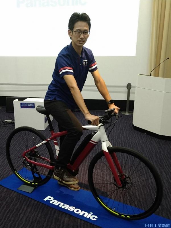 東京五輪「ケイリン」先導車。パナソニック「電動自転車」開発にあった大きな挑戦