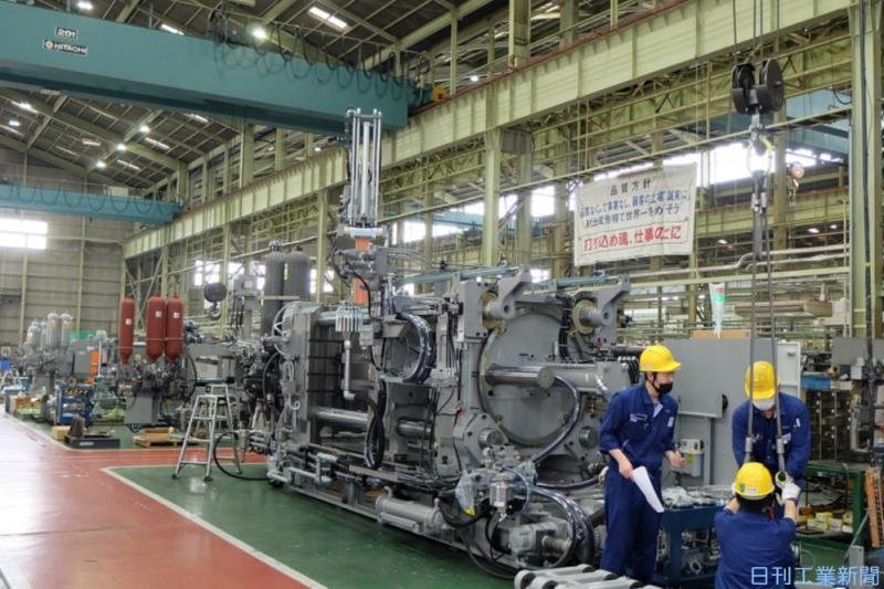 東洋機械金属が射出成形機の新工場、EV向け需要に対応