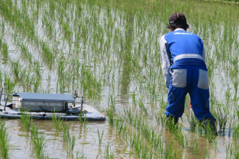 「有機農業」普及拡大へ。井関農機がロボット活用で一手