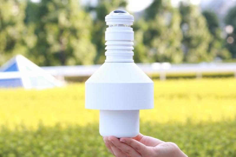 ウェザーニューズ、風向や雨量を1分ごとに観測する高性能気象センサーを発売!