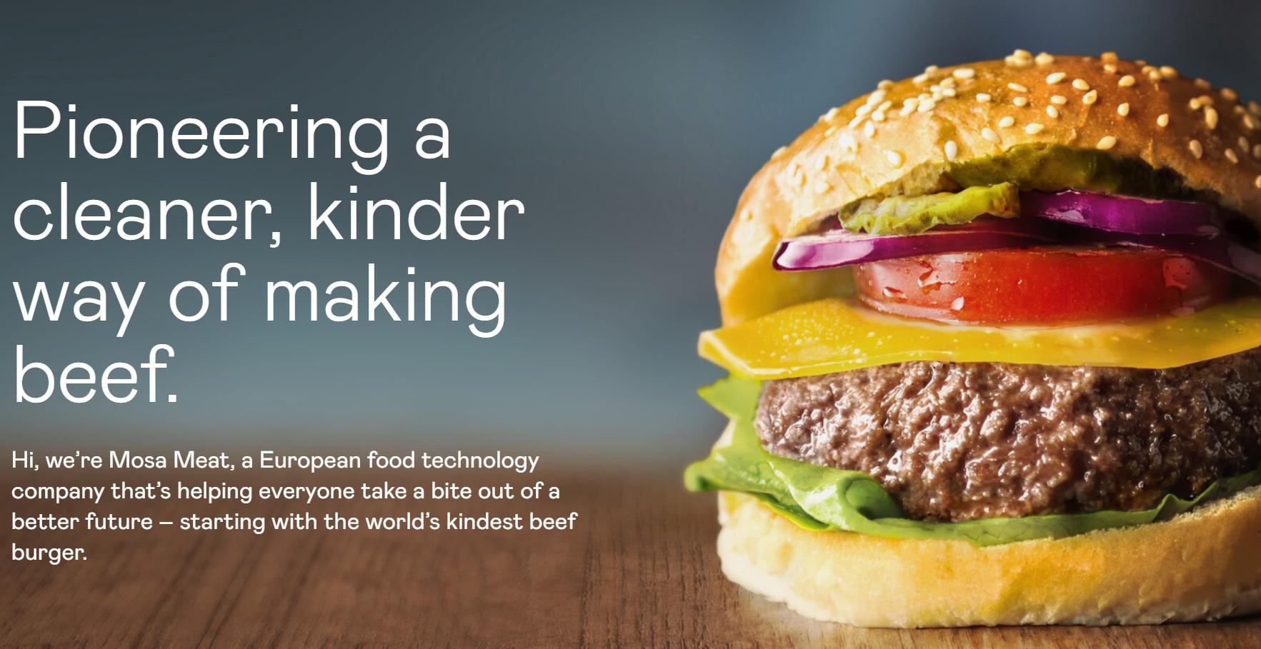 培養肉ビジネスに切り込む三菱商事、海外スタートアップとの連携着々