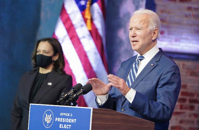 バイデン新大統領は東アジア問題に「そこまで強い関心を示していない」。日本の安全保障は?