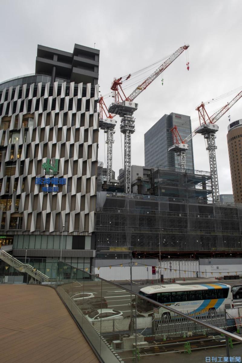 ダイキンが大阪・梅田の新たなランドマークに本社移転、拠点集約で攻め ...