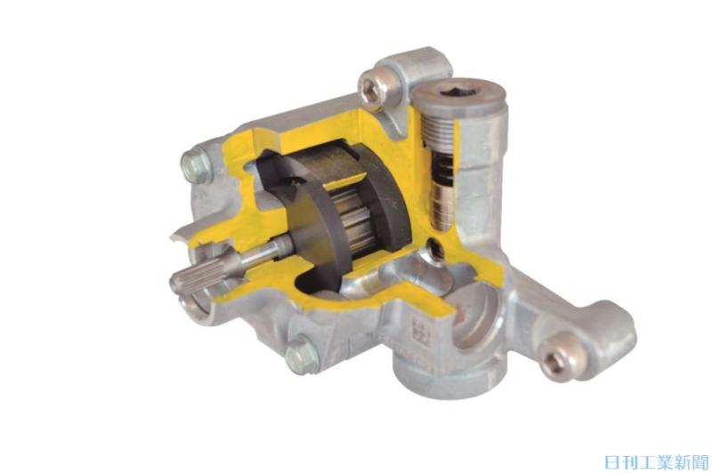 KYBが「eアクスル」向け油圧ポンプ開発。岐阜工場にライン設置へ