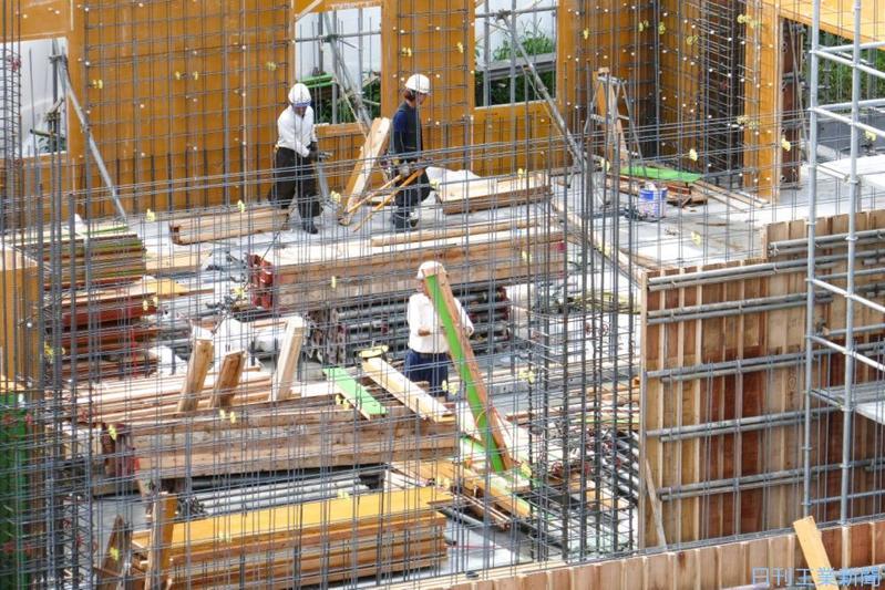 新型コロナ】工事は中止か継続か…ゼネコン各社で対応に苦慮 ニュー ...