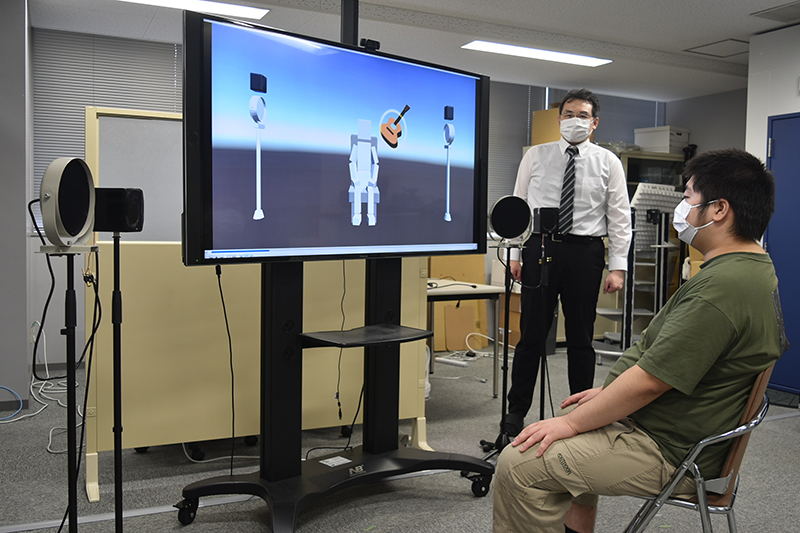音の遠近感を再現する新システム。錯覚させる仕組みとは?