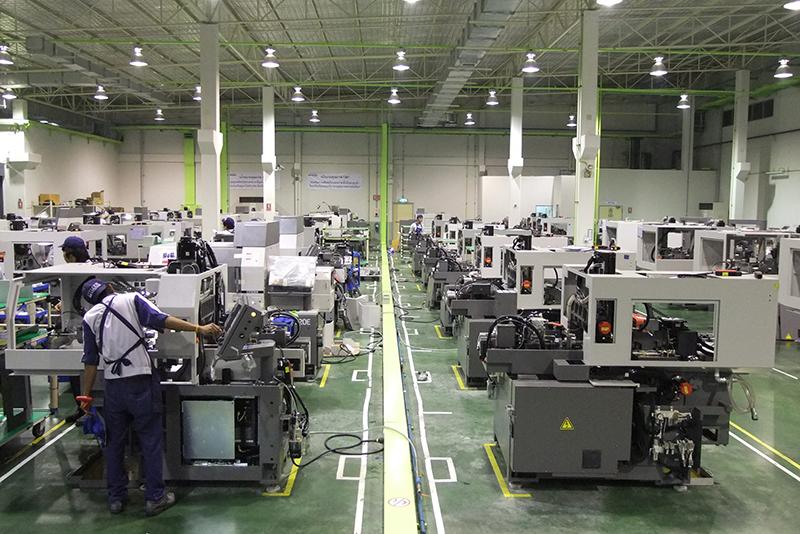 タイで工作機械の生産能力を5割増やすシチズンマシナリーの狙い