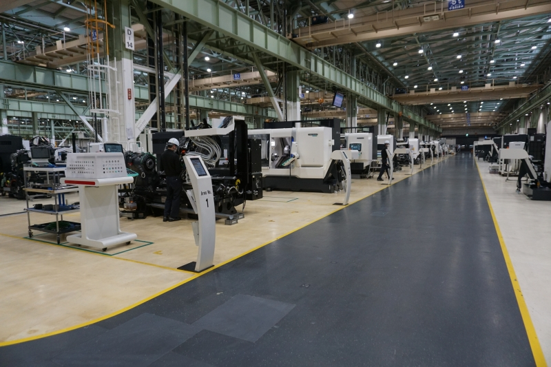 工作機械が相次ぎ値上げ、コスト高で価格転嫁に踏み込む