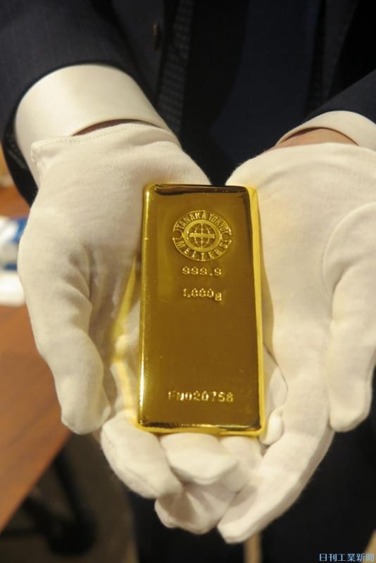 揺れ動く「金」の国際相場。今後はどうなる?