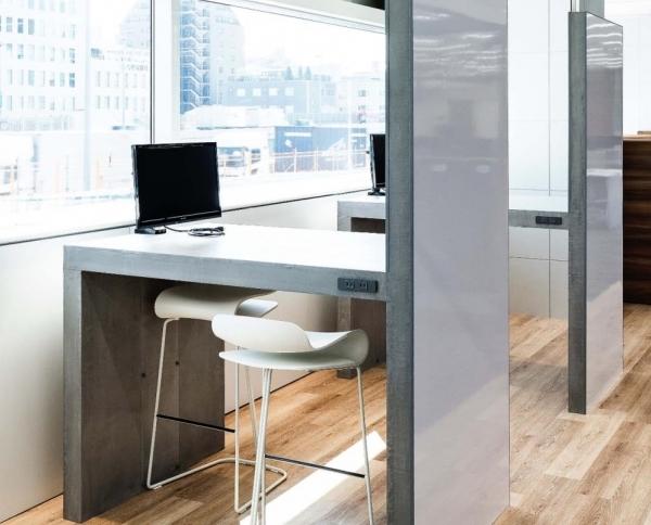 オフィスに限らず働き方変革をトータルプロデュース!コニカミノルタの新提案
