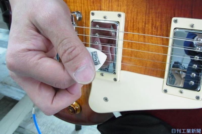 間違いなく一生もの!ジルコニア性エレキギター用ピックの特徴は?