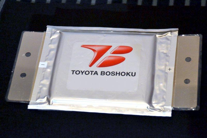 """""""空飛ぶクルマ""""にも!トヨタ紡織が高出力リチウムイオン電池の生産を年1000個へ"""
