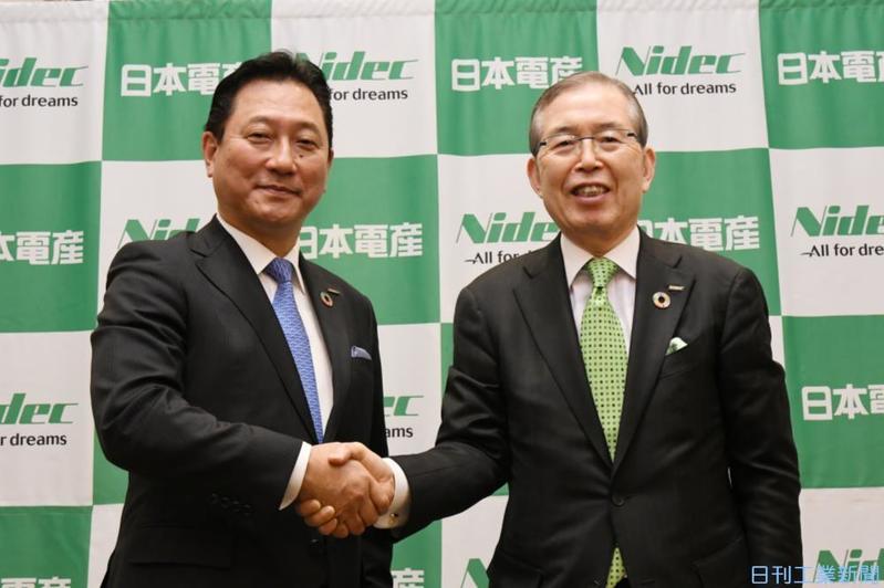 産 会長 電 日本 日本電産株式会社 永守重信会長(滄水会