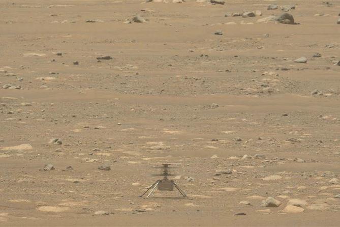 「アルテミス計画」達成へ、注目集めるNASAの探査車