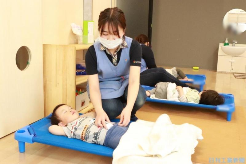 赤ちゃんの体調不良をIoTで兆候把握、コロナ禍だからこそ保育施設でデータ活用を!
