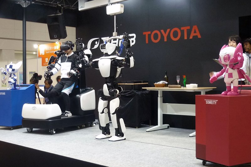 熱狂再び!来年3月に「2022国際ロボット展」開催