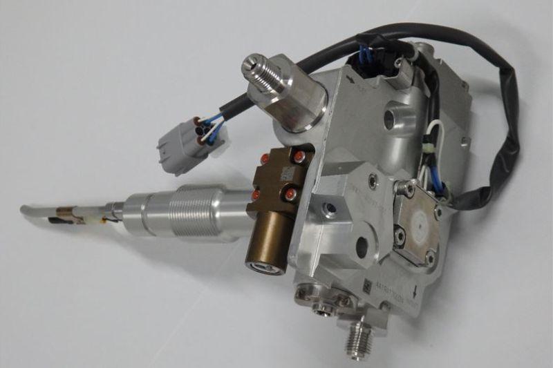 トヨタの新型FCV「ミライ」に採用された高圧水素供給バルブの実力
