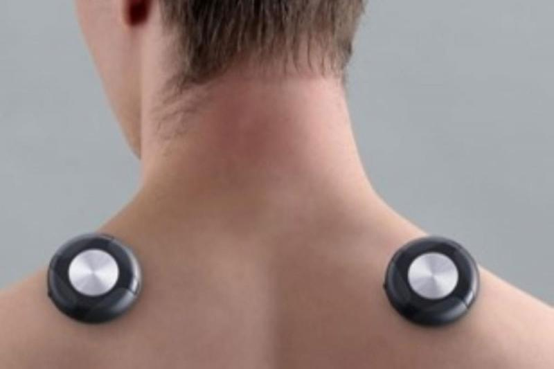 充電式、首から下のどこにでも!ピップが変動磁場でコリや血行の改善に効く機器