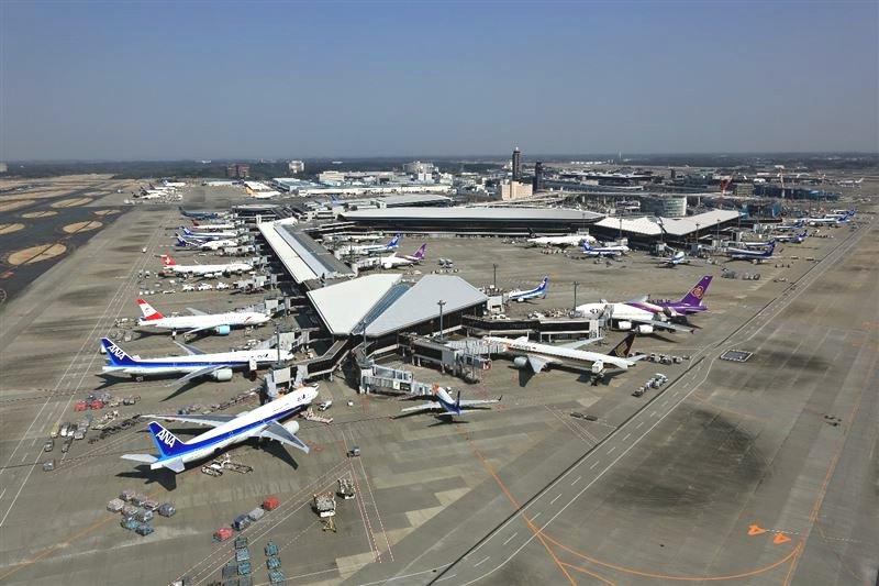 成田も中部も、最新「国際空港」へ投資加速|ニュースイッチ by 日刊 ...