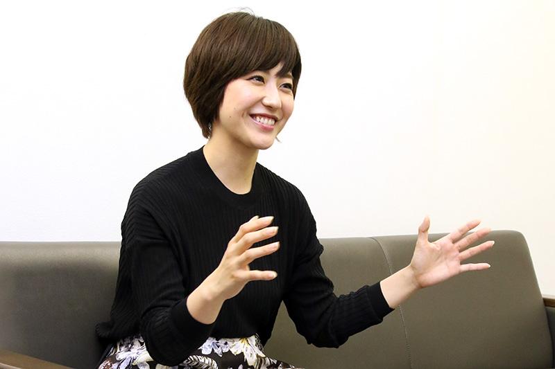 本気で宇宙飛行士になりたい、そのためにタレント活動をする」黒田有彩 ...