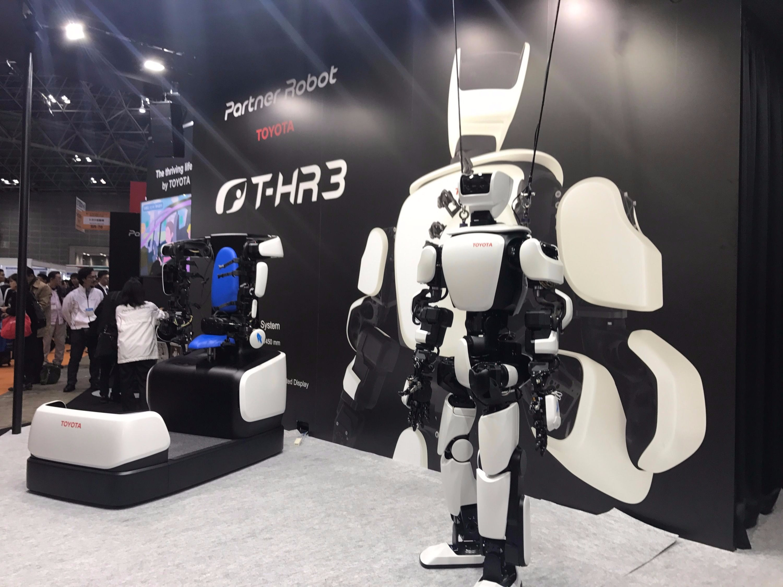 展 国際 ロボット