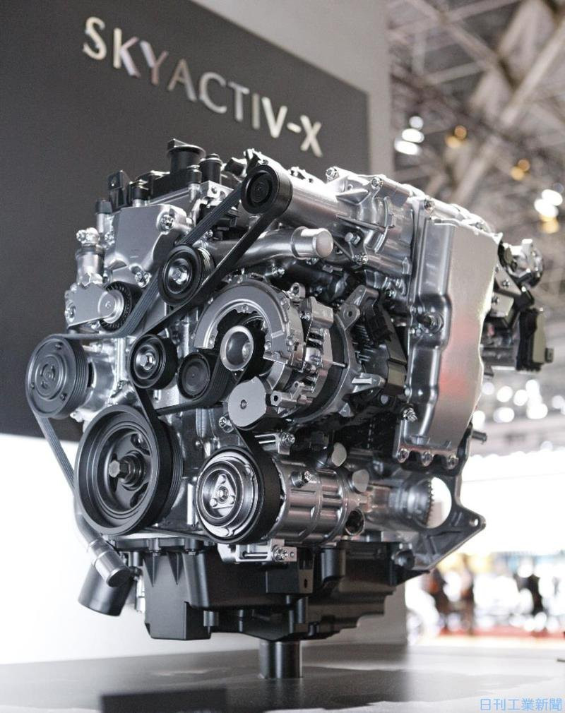 スカイアクティブX」エンジンとHCCIの違いを教えよう|ニュースイッチ ...