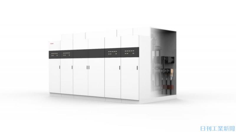 東芝が業界最速で達成。「固体絶縁開閉装置」納入数が2000面に