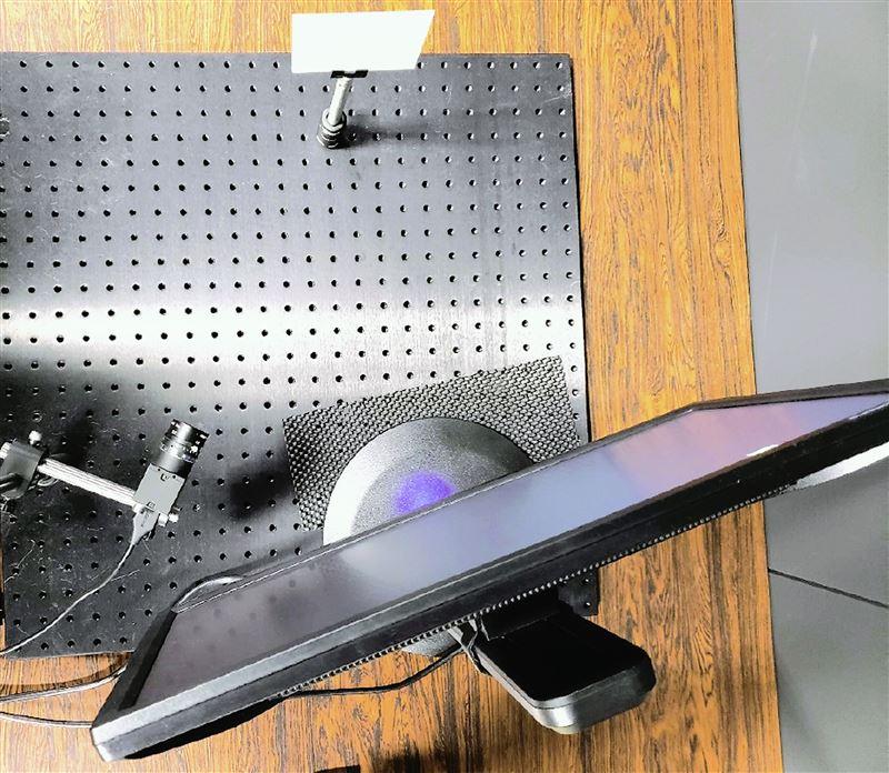 部品表面の粗さをカメラと液晶で計測する技術がスゴイ