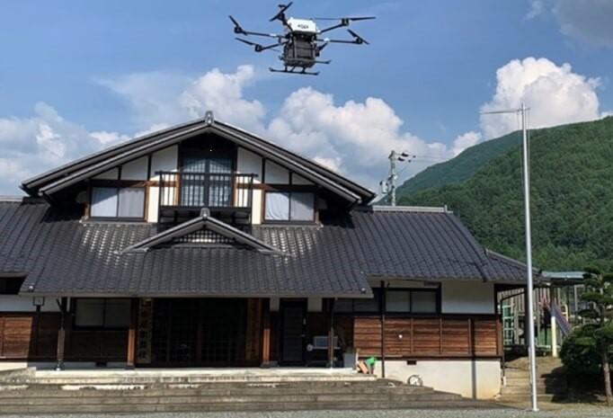自治体初!長野県伊那市がドローンによるデリバリーサービスを立ち上げたワケ