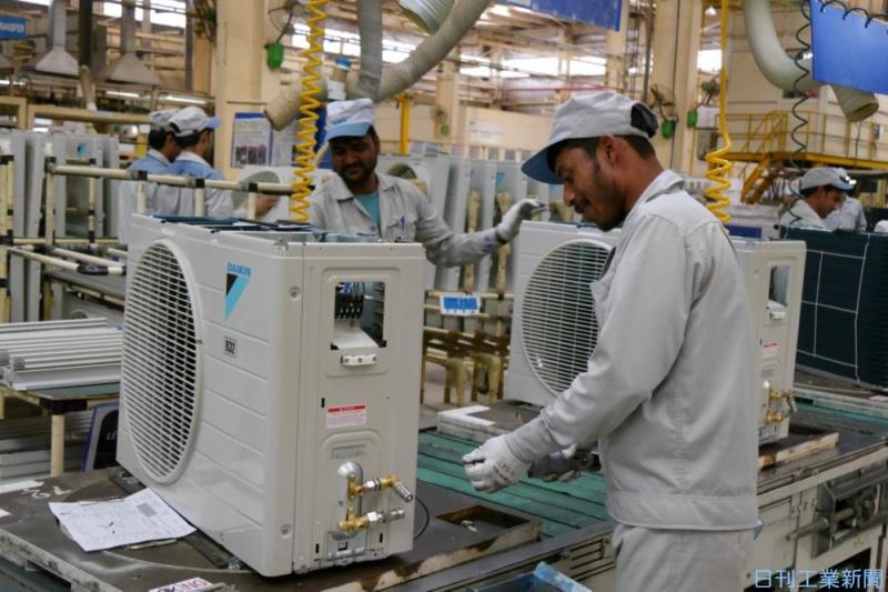 ダイキンが100億円でインド南部に新工場を建設する狙い
