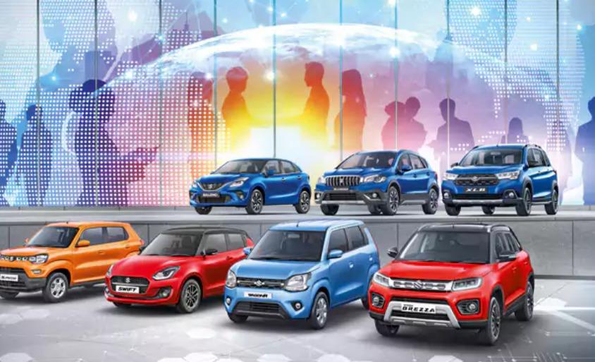 スズキが5割の高シェア維持へ。インドで低価格EV投入